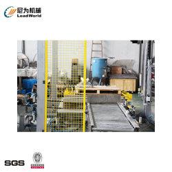 산업용 자동 살균기 샴푸 화장품 PET 병 유리 용기 카톤 포장 기계 카톤 팔레티저