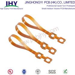 Livraison rapide et de haute précision des services de fabrication de circuit imprimé flexible rigide