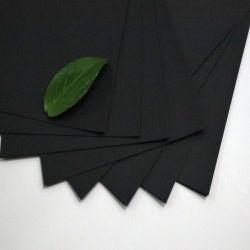 Het gerecycleerde Zwarte Papier van de Druk van de Compensatie van de Pulp C1s voor de Doos van de Gift