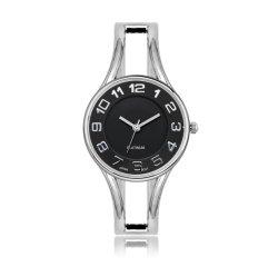 Horloge van de Armband van het Manchet van de Armband van het Kwarts van de Vrouwen van de manier het Analoge (jy-AL127)