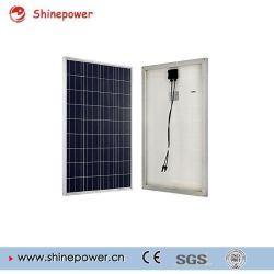 Petite taille 100watt 100W 12V Poly panneau solaire