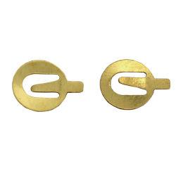 OEMは電子部品のための銅ターミナル電気接触の電池クリップを整備する