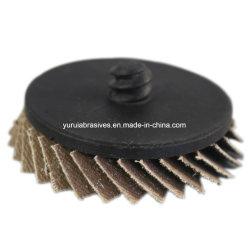 Mini-óxido de zircónio/Copa do óxido de alumínio disco para disco de polimento