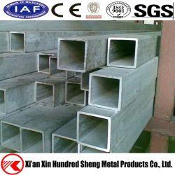 SUS304 полированный из нержавеющей стали площадь/прямоугольных/круглые трубки топливопровода