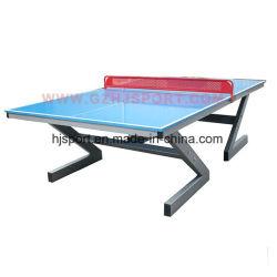 Jeu de sports résistant et étanche de protéger l'extérieur Table de ping-pong