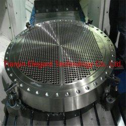 Профессиональные титана для трубки теплообменника/ стальной пластины трубки/Титана Tubesheet/Титан перфорированные панели
