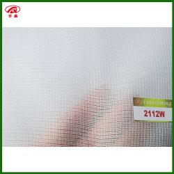 Scrivere tra riga e riga fusibile lavorato a maglia elastico per i pattini per i cappelli