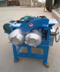 Полуавтоматическая отходов переработки шин поддон для крошек резиновые пороховой завод механизма
