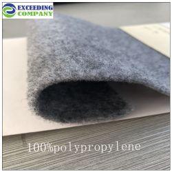 Alta qualidade de tecido de veludo Stretch Vehcile aluguer de barco, caravana Caravana Tecido Forro tapete tapetes de feltro