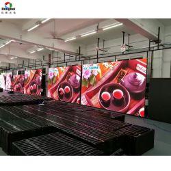 P2 personalizada Alquiler de LED de la pared de vídeo Digital Boardcon bastidor colgantes