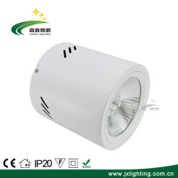 Поверхность под руководством затенения 10W 15W 25W 30W 50Вт светодиод початков потолочного освещения