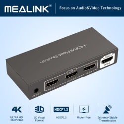 4K 3X1 Commutateur HDMI 1,4 V.