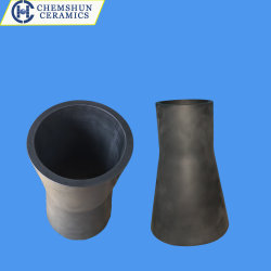 Carboneto de silício resistente ao desgaste do tubo de ladrilhos de cerâmica para proteção contra o fornecedor fabricante