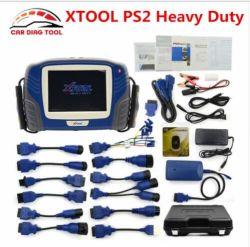 Xtool PS2 для тяжелых условий эксплуатации погрузчика Professional диагностического прибора Bluetooth PS2 погрузчик дизельный сканер DHL свободного судна