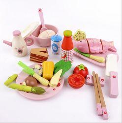 Nuevo diseño de grupo de alimentos de madera