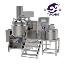 Homogeneizador de alto cizallamiento de agitador de mezcladores sanitarios emulsificación crema cosmética equipo