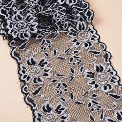 Neue Entwurfspandex-Großhandelsspitze für Büstenhalter-Hochzeits-Kleid