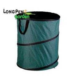 حقيبة مهملات منبثقة 600D من Oxford، جرافة قابلة للطي في الحديقة، حقيبة حديقة منبثقة مقاومة للماء