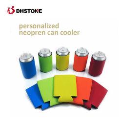 Fördernder Dosen-Flaschen-Halter mit kundenspezifischer Firmenzeichen-Neopren stämmiger Kühlvorrichtung-Isolierflasche Koozie