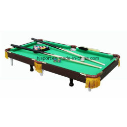 cadeau de promotion et de mini-jeu Sports billard table de billard