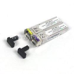 1.25g Mode unique Bidi 20km émetteur-récepteur optique SFP LC