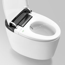 위생 상품 화장실 화장실 목욕 샤워 스프레이어 지적인 화장실