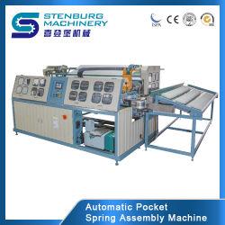 Colchón de muelle de bolsillo automática de montaje de la máquina (LR-PSA-85P)