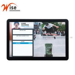 """10.1'' 1280 (RVB) X800, broche 8 bits 40LVDS Panneau d'écran 10.1"""" TFT LCD panneau tactile TFT écran IPS /l'écran LCD avec CTP/Module tactile capacitif"""
