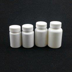 La medicina de la fábrica de embalaje de plástico PP, botella de Medicina de la botella de química de HDPE