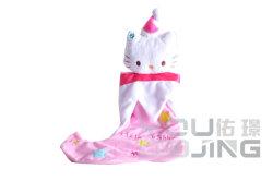 Farcies de poupées en peluche Noël Hello Kitty chaussettes de Noël