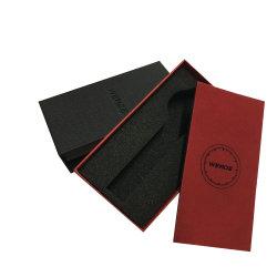 Personalizado de alta calidad de la Junta gris cajas de regalo