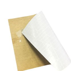 Witte Kraft Paper Waterproof Flame Retardant Aluminium Film