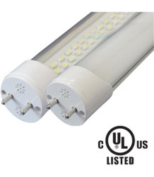 UL/cUL (E357130) Светодиодный индикатор T8 (BL - син-T8-18W1200 WIDS)
