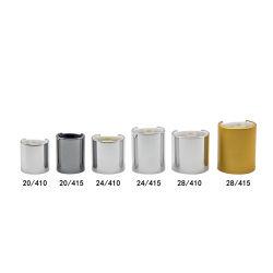 18-410 20mm 24mm 28mm PP プラスチックディスクフリップトップキャップ シャンプーアルミニウムボトルキャップ用