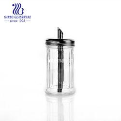 Großhandelsglassalz-und Pfeffer-Schüttel-Apparatgewürz-Flaschen-Küche-Gebrauch-Glasspeicher-Flasche GB29053