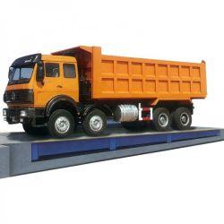 Disegno della bascula della scala del camion per 60t 80t 100t