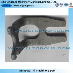 fundición a la cera perdida para el soporte de mecanizado CNC en hierro o acero al carbono o inoxidable