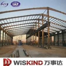 El mejor precio bastidor estructural de acero de la luz