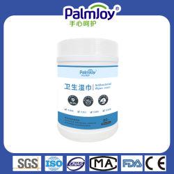 75% de álcool seco pano úmido Professional Care Desinfecção 80HP/ barril MSDS