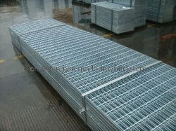 Serviço Pesado Tramex Piso ralar de Aço Galvanizado
