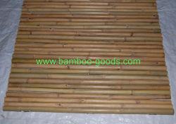 Fabrik-Preis umweltfreundlicher Tonkin Bambus gebohrter Gewinde-Bündel-Zaun für Garten in der guten Qualität