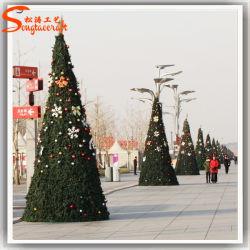 LED de exterior gigante 20m Árvores de Natal iluminado