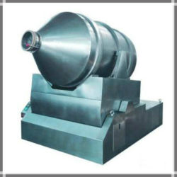 Dimensão dois máquina de mistura de adubo