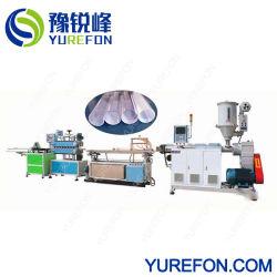 T5 T8 T10 PMMA PC Polycarbonate LED de couleur simple/double tuyau/machine de production d'Extrusion de tube