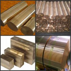 برونزي الألمنيوم (C62300، C63000، C51900، C51400)