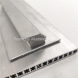 알루미늄 기름 냉각기 및 히이터 마이크로 채널 밀어남 관
