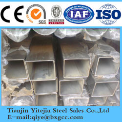 De Vierkante Buis van het roestvrij staal 310S