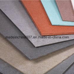 Usage extérieur résistant aux chocs de la pente A1 par panneau de revêtement de mur de couleur