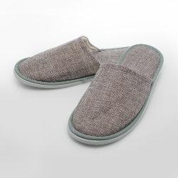 2020 Großhandel hohe Qualität Indoor Soft Polyester Pailletten Slipper für Zu Hause