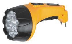 Verlichting van het Flitslicht van de elektrische LEIDENE de Navulbare Toorts van de Noodsituatie Lichte (HK-5709)